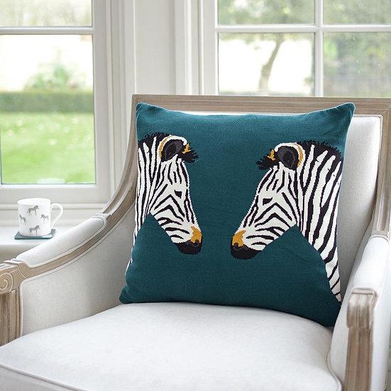 Sophie Allport Zebra Cushion