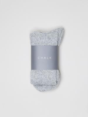 Cosy Socks Silver