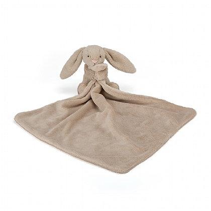 Bashful Beige Bunny Soother