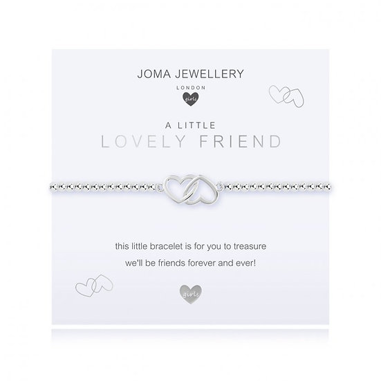 CHILDREN'S A LITTLE LOVELY FRIEND BRACELET
