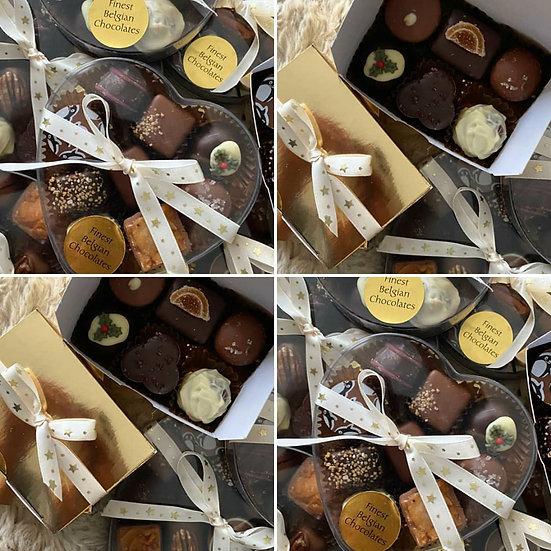 Festive Belgian Chocolates