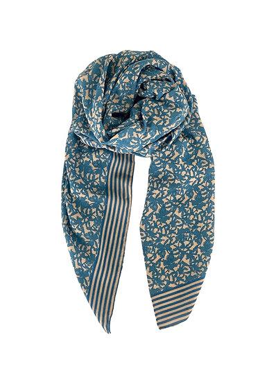 JASMINE scarf skyblue