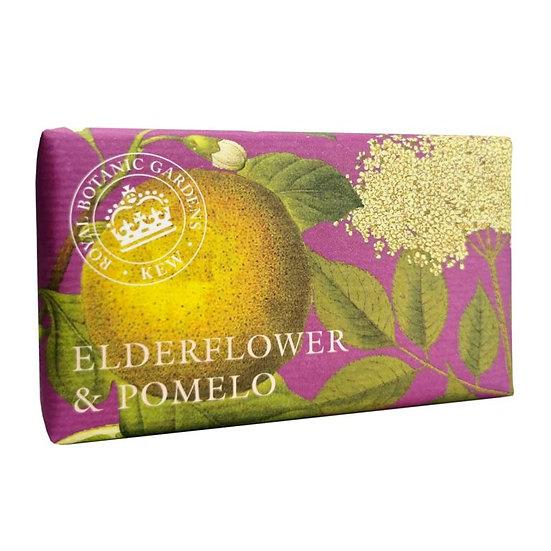 Kew Gardens Elderflower and Pomelo Soap