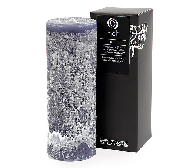 Melt Luxury Scented Candle Still