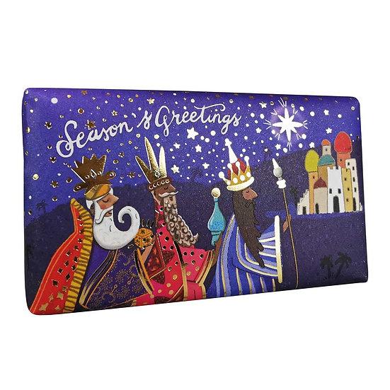 Three Kings Christmas Soap