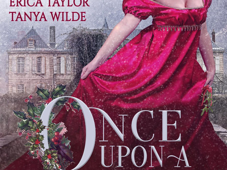 Once Upon a Twelfth Night Now In Print