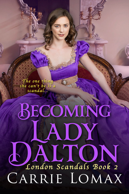 Becoming Lady Dalton