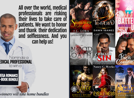 Mega Romance E-Book Bundle for Medical Professionals