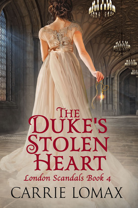 The Duke's Stolen Heart - 1/26/20