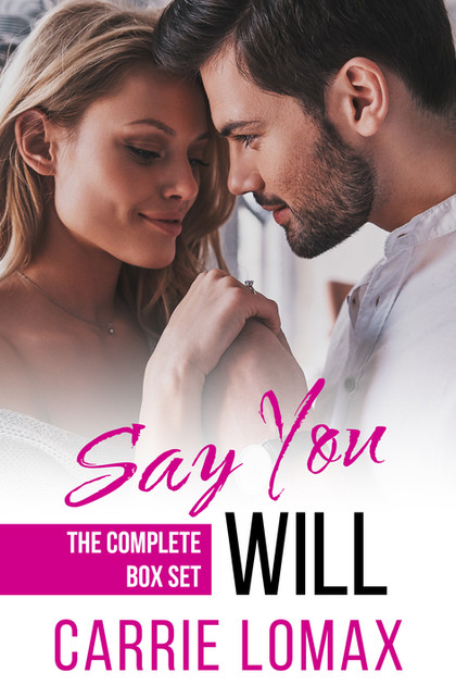 Say You Will: The Complete Box Set