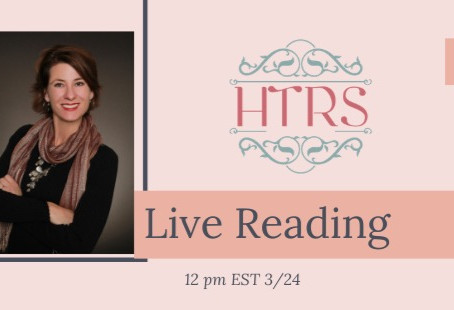 Join me live on Tuesday, March 24th at 12 pm EST