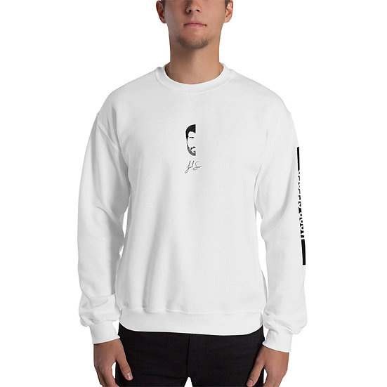 Sweatshirt - LOGO W/ SLEEVE