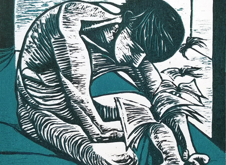 Barbican 40x40 exhibition comes home to Greenwich Printmakers