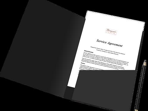 Binding Business Contract