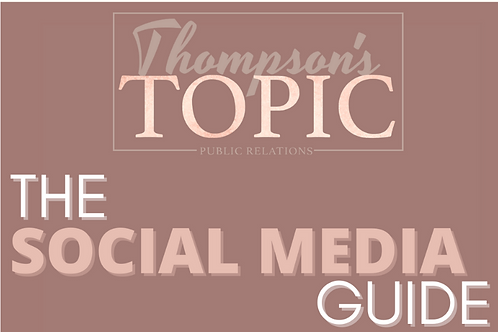 The Digital Social Media Calendar Guide