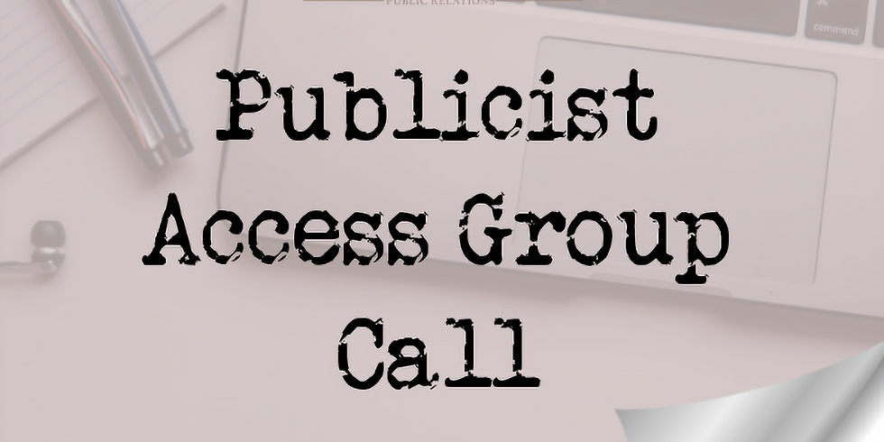 When To Hire A Publicist