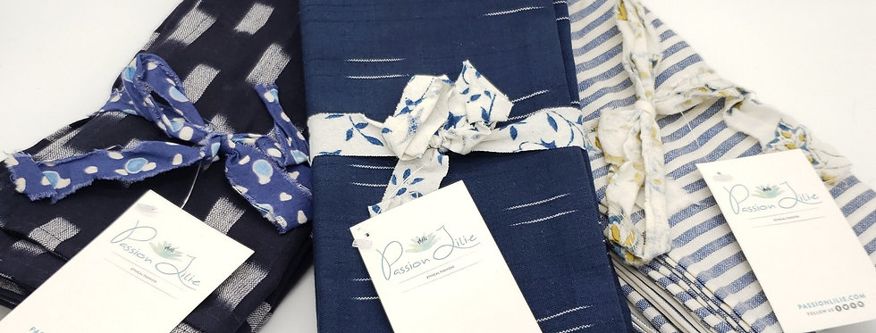 Cloth Napkins from Passion Lilie