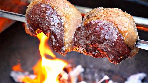 Pichana steak. Whole