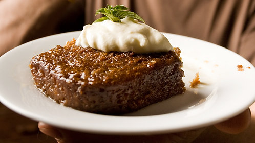 Tipsy Tart (Cape Brandy pudding) - 700g - Ed's Eezi Meals