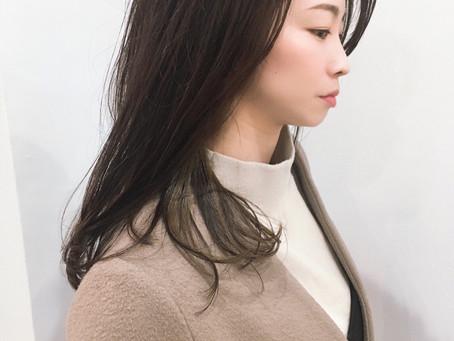 京都 烏丸御池 おすすめ美容室のヘアスタイル