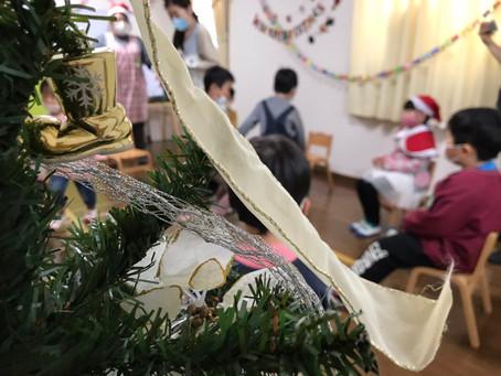 クリスマス会を行いました🎄