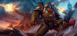 Commander Magnus Killahan