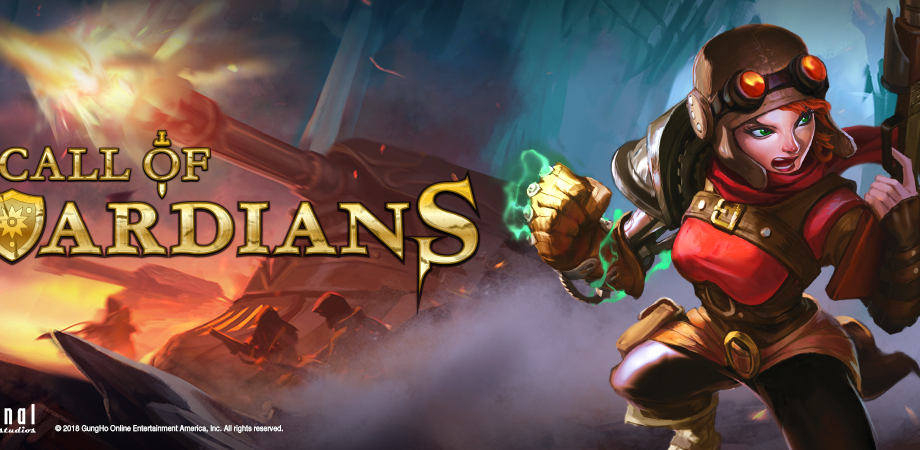 Experience Unique and Powerful Heroes in Call of Guardians for iOS and Android