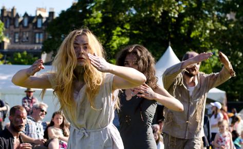 Grendel-Voice Box Theatre-Meadows Festival-2013
