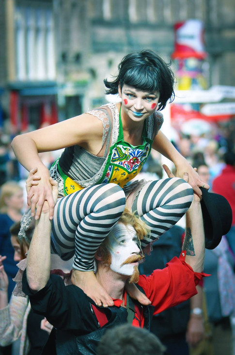 Escape from Wonderland-Voice Box Theatre-Edinburgh 2015