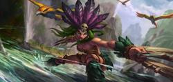 Vianna, the Wild Shaman