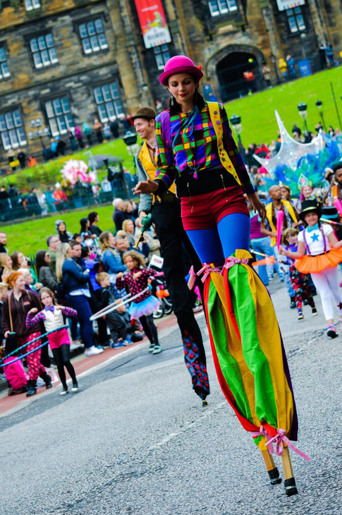 Mardi Gras Parade-Circus Alba-2016