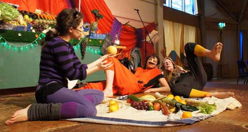 Up the Rabbit Hole-Voice Box Theatre Company-Barrowband Album Launch-2013