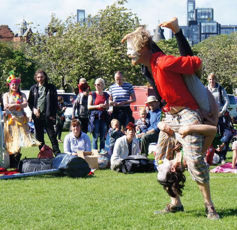 Escape from Wonderland-2015-Voice Box Theatre-Meadows Festival-Edinburgh