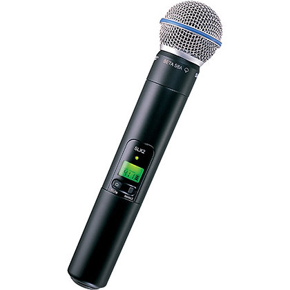 Wireless Mic (Top up)