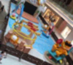 mall decoration production; event management company; markeinting agency; festive decoration supplier