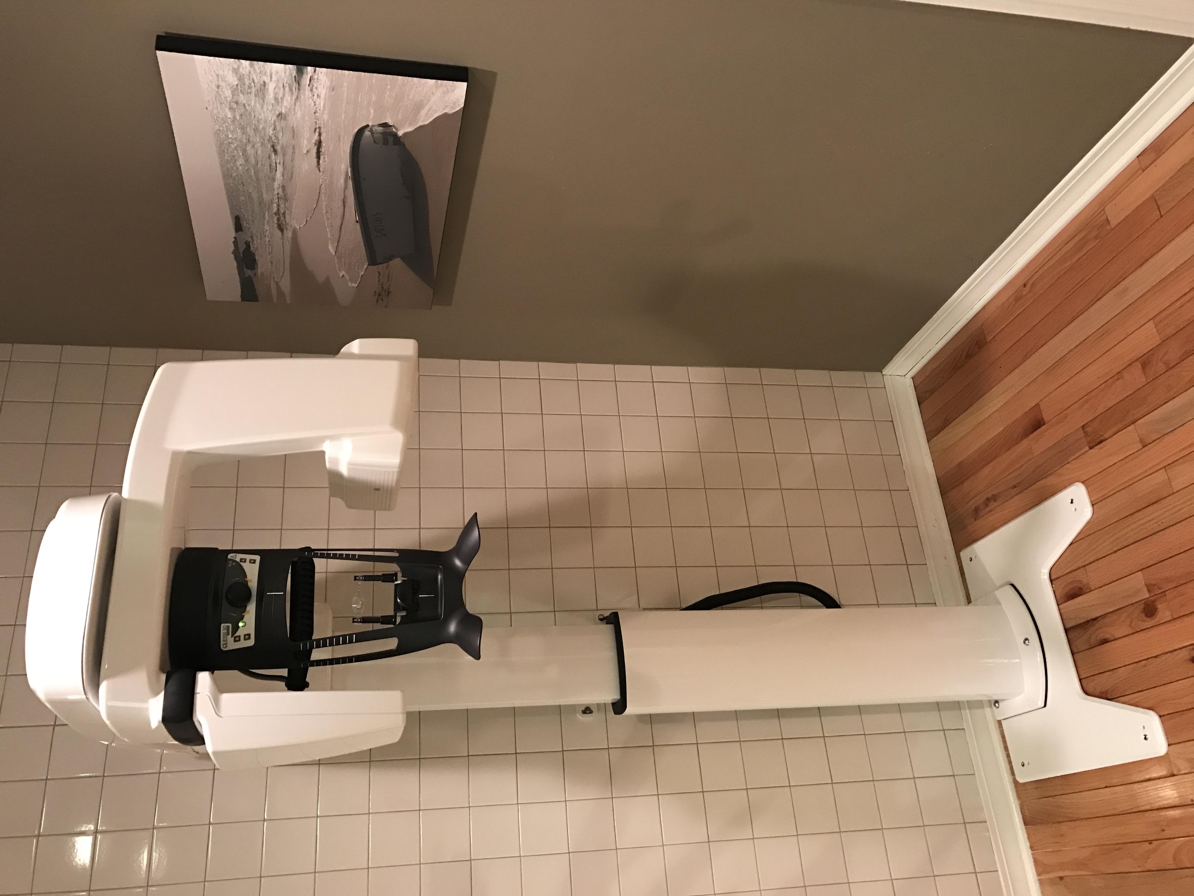 Cone Beam CT Scan Machine