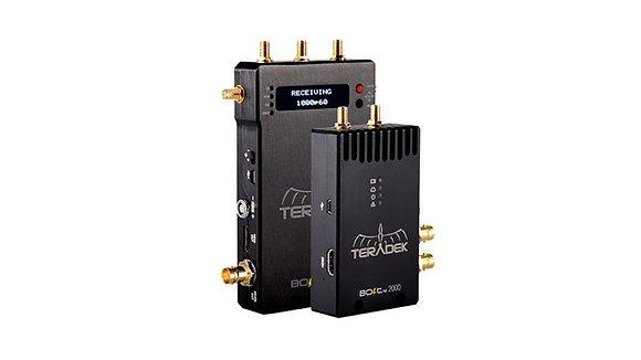 Teradek Bolt Pro 2000 / 1 TX - 2 RX SDI/HDMI