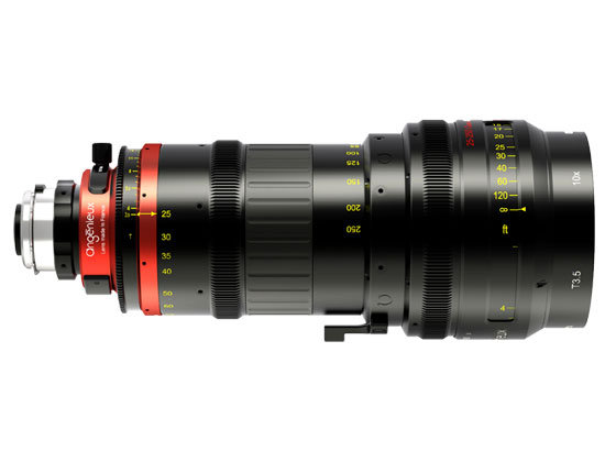 Angenieux - Optimo Style Spherical 25-250