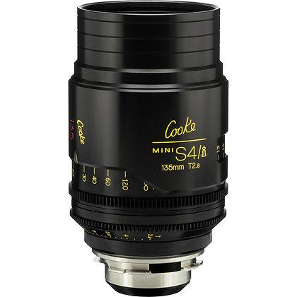 Cooke mini S4/i 135mm