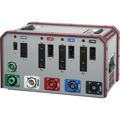 Caja de Distribución 120/220V/1200A