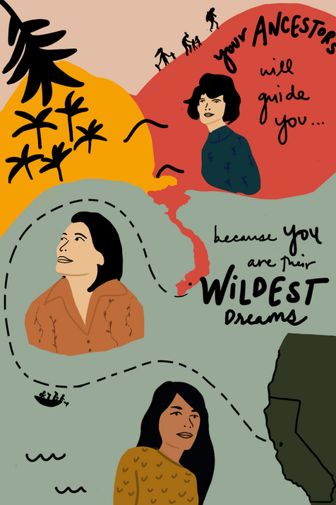 You Are Your Ancestor's Wildest Dreams