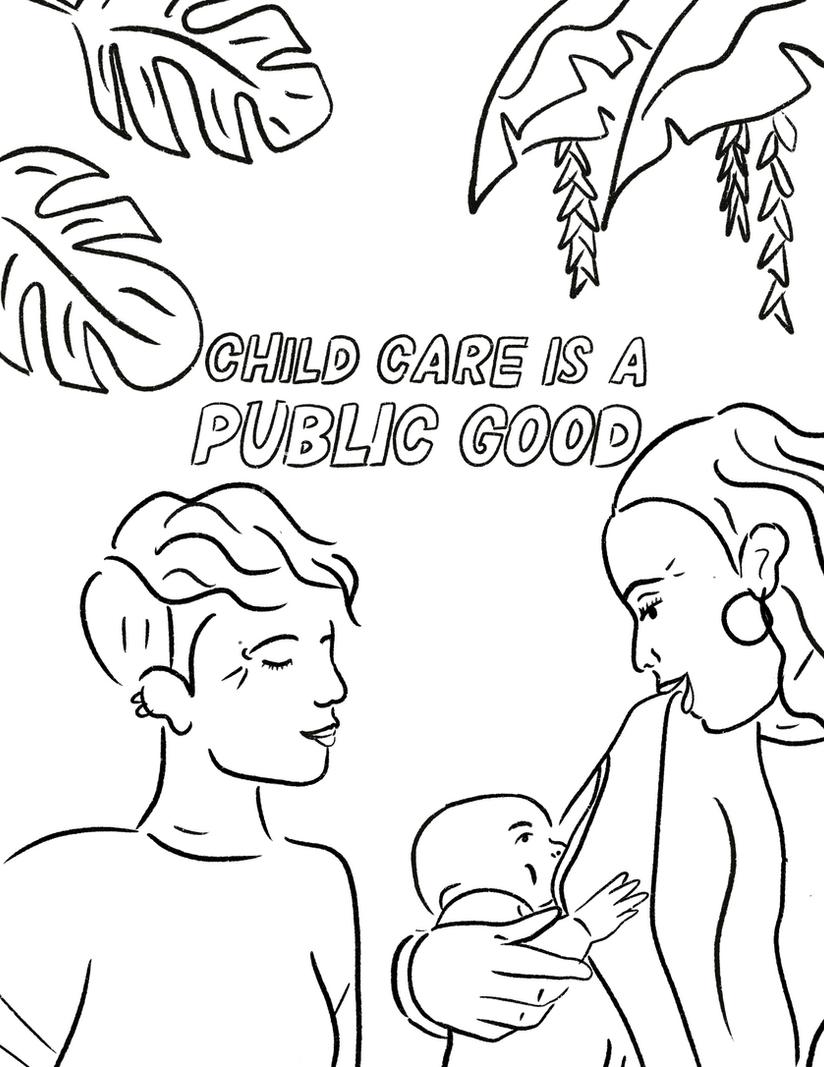 Child Care is a Public Good