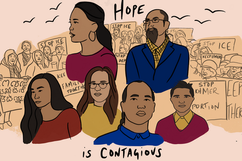 Hope is Contagious