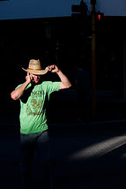 Adam Robert Young's Fremantle series of street photography