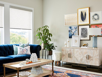 Jewel Lane Living Room Reveal