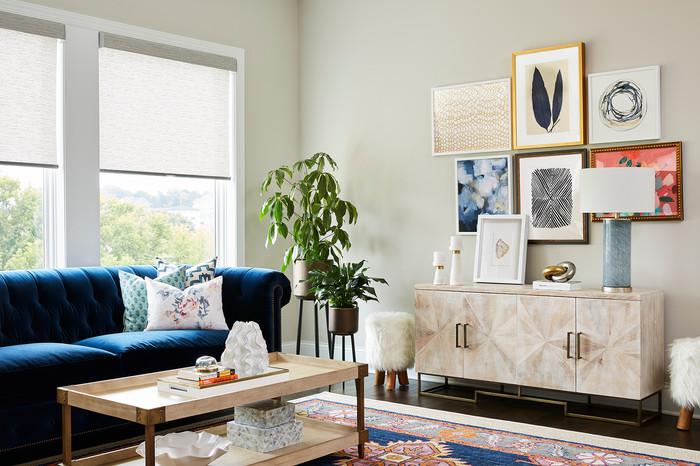 Jewel Lane Living Room Reveal