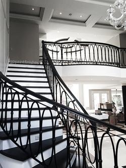 Stair Case Refinish
