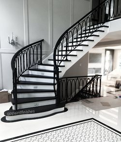 Staircase Refinish