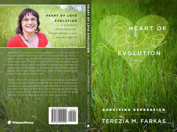 """BOOK COVER """"HEART OF LOVE EVOLUTION"""""""