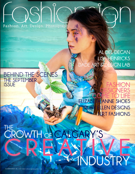 COVER/FASHIONSIGN MAGAZINE